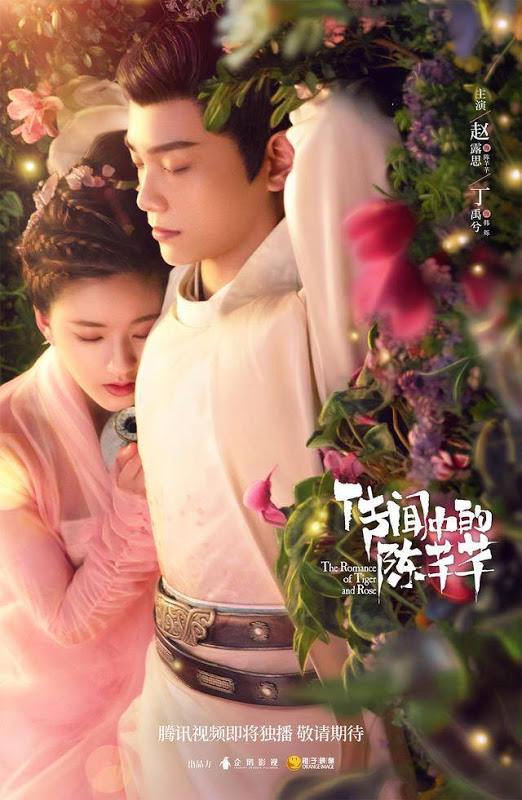 Watch Chinese Drama The Romance Of Tiger And Rose on OKDrama.com