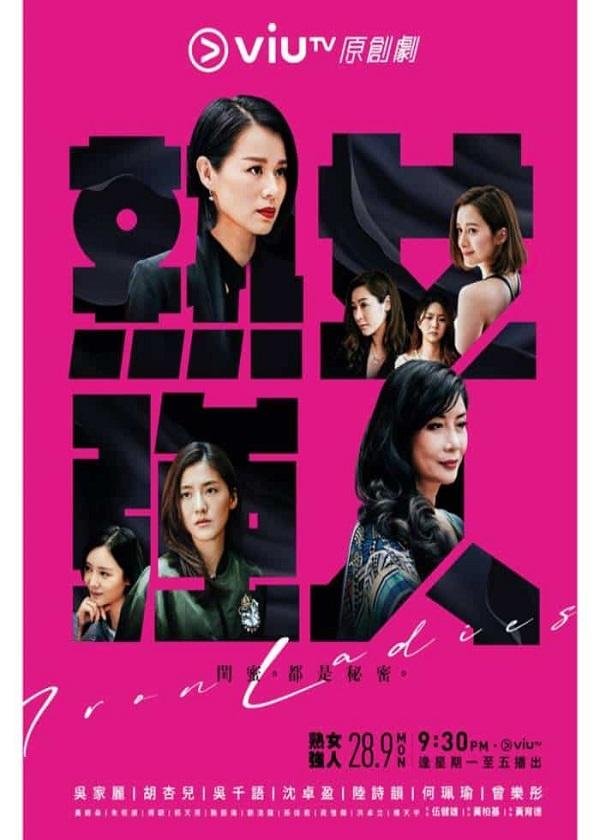 Watch Hong Kong Drama Iron Ladies on OKDrama.com