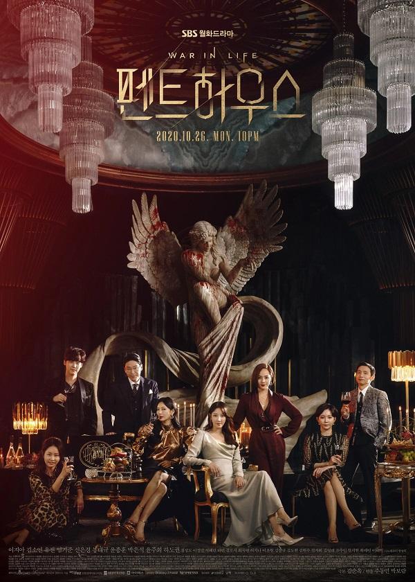 Watch Korean Drama The Penthouse on OKDrama.com