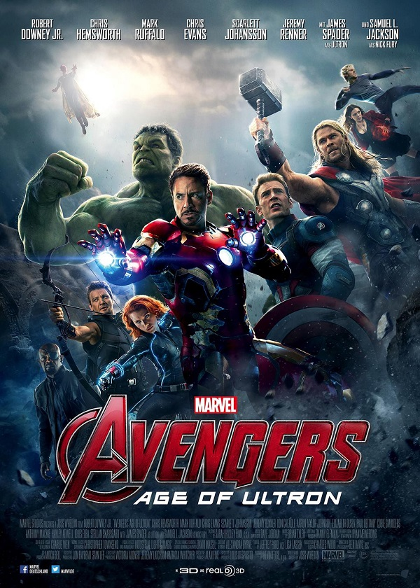 Watch English Movie Avengers : Age of Ultron on OkDrama