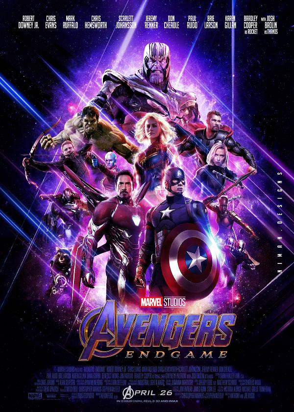 Watch English Movie Avengers : Endgame on OkDrama
