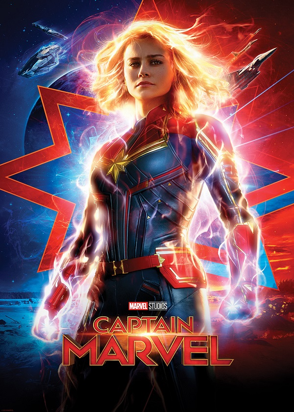 Watch English Movie Captain Marvel on OkDrama