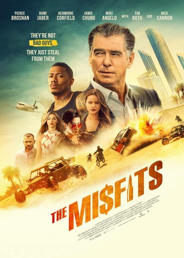 Watch English Movie The Misfits on OkDrama