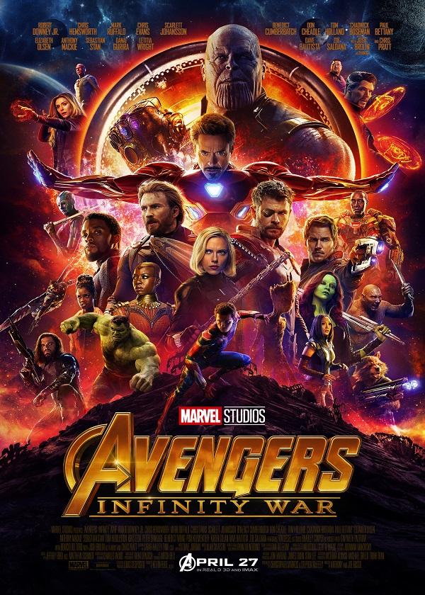 Watch English Movie Avengers Infinity War on OkDrama