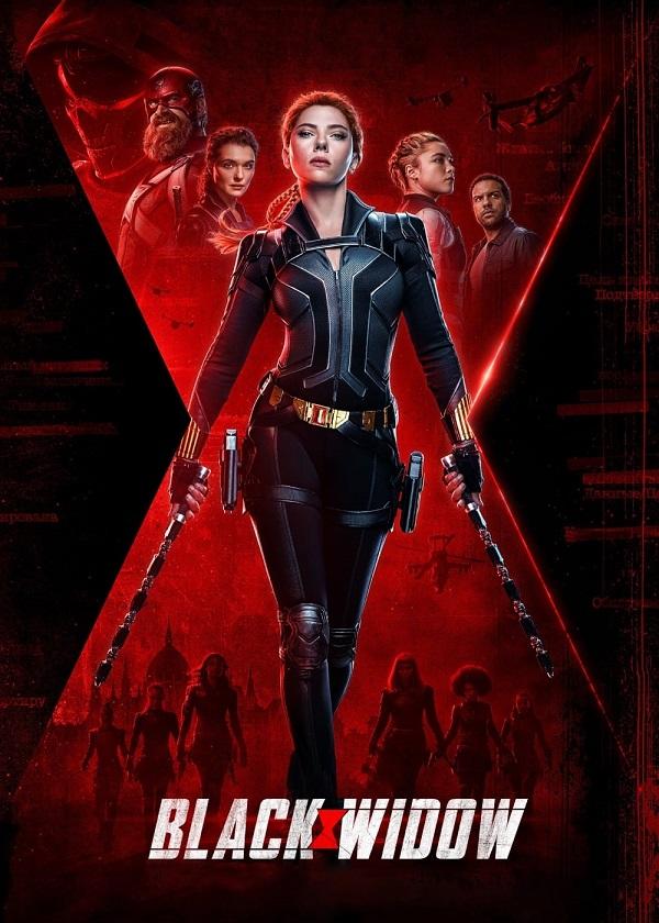 Watch English Movie Black Widow on OkDrama