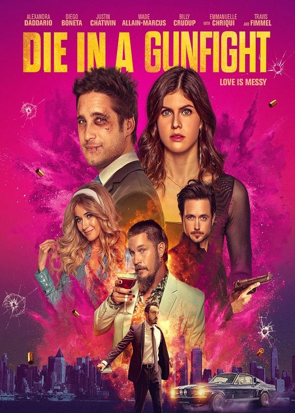 Watch English Movie Die in a Gunfight on OkDrama