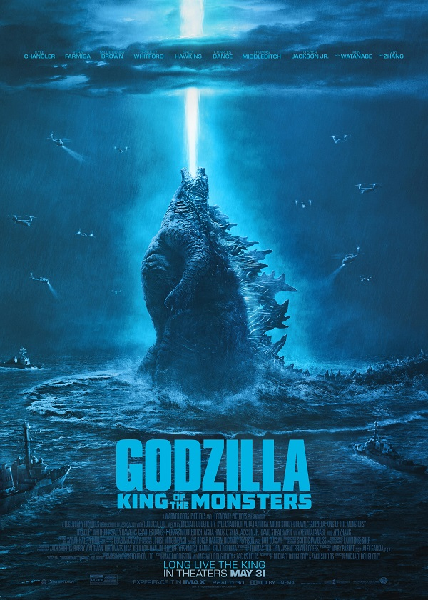 Watch English Movie Godzilla: King of the Monsters on OkDrama