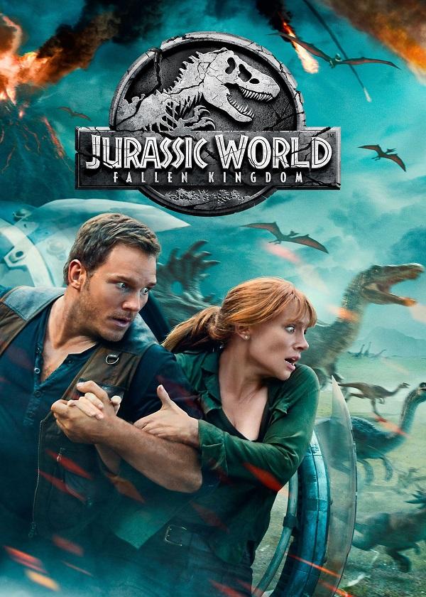 Watch English Movie Jurassic World: Fallen Kingdom on OkDrama