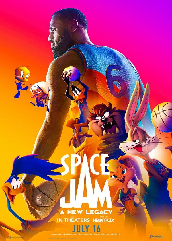 Watch English Movie Space Jam: A New Legacy on OkDrama