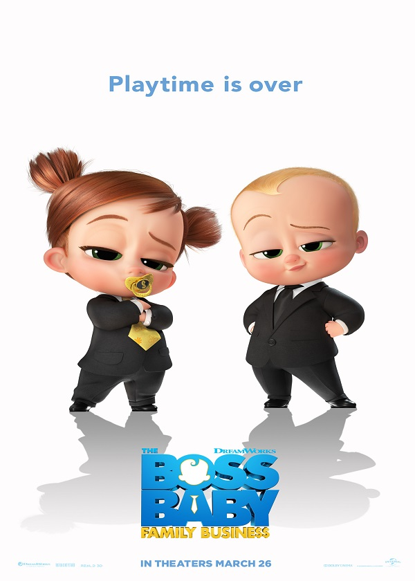 Watch English Movie The Boss Baby: Family Business on OkDrama