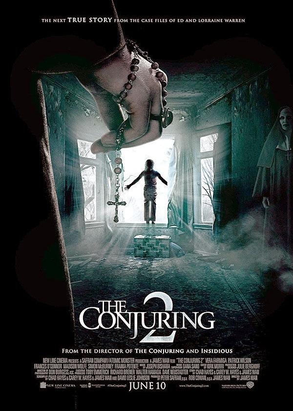 Watch English Movie The Conjuring 2 on OkDrama