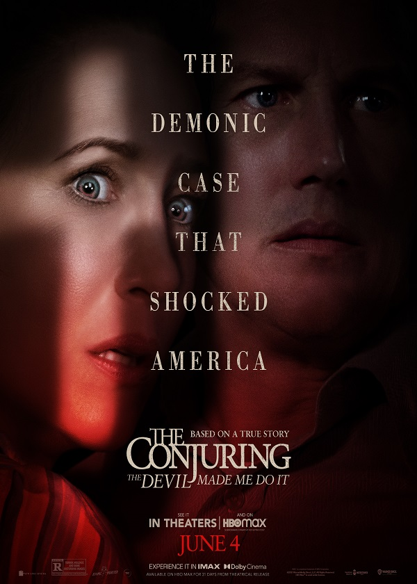 Watch English Movie The Conjuring: The Devil Made Me Do It on OkDrama