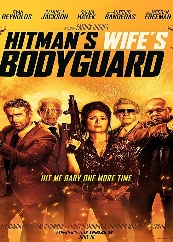 Watch English Movie The Hitman's Wife's Bodyguard on OkDrama