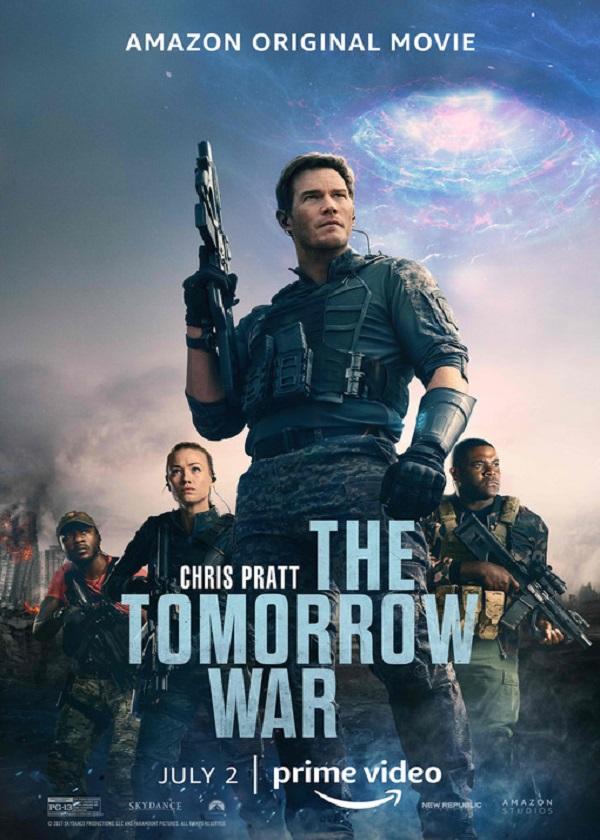 Watch English Movie The Tomorrow War on OkDrama