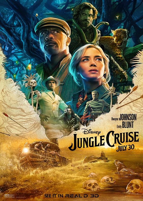 Watch English Movie Jungle Cruise on OKDrama