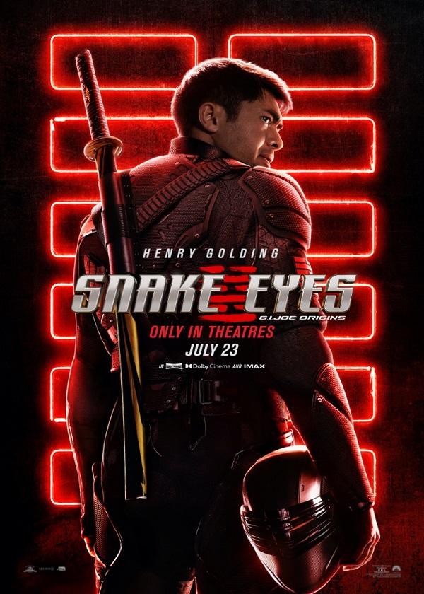 Watch English Movie Snake Eyes: G.I. Joe Origins on OKDrama