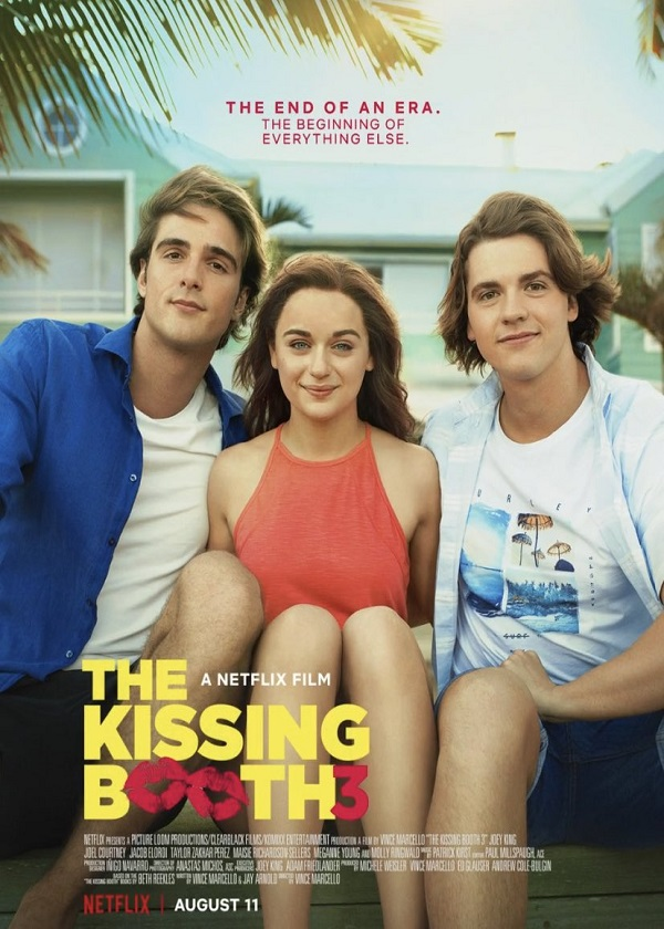 Watch English Movie The Kissing Booth 3 on OKDrama