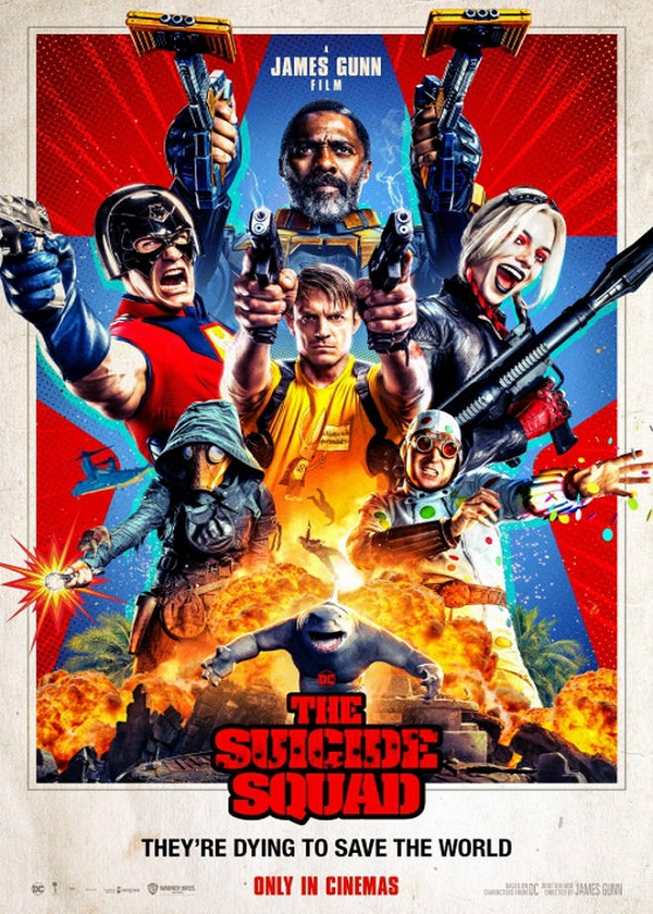Watch English Movie The Suicide Squad on OKDrama