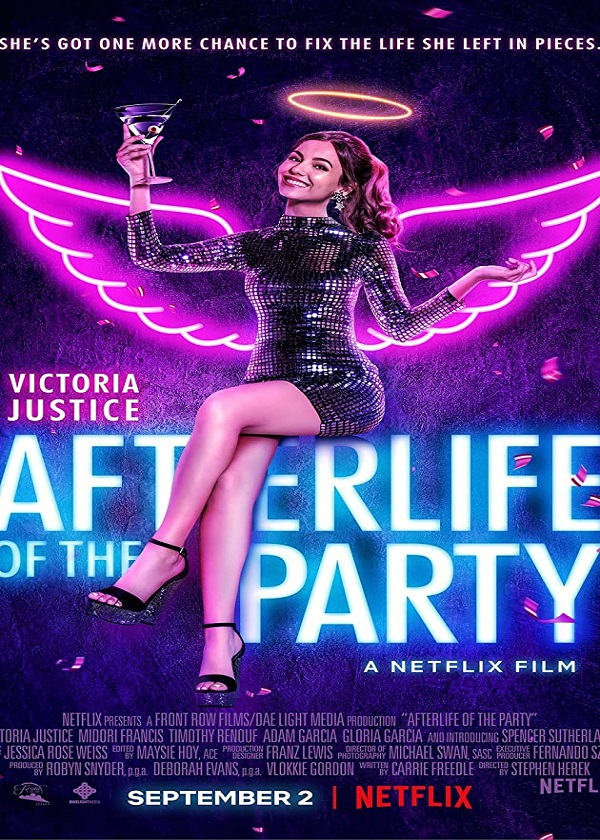 Watch English Movie Afterlife of the Party on OKDrama