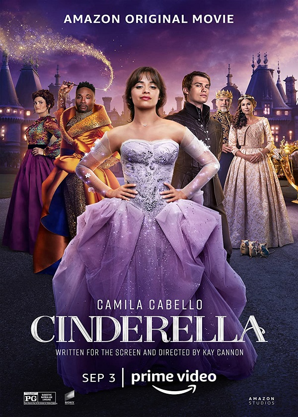 Watch English Movie Cinderella on OKDrama