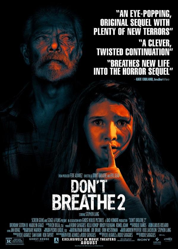 Watch English Movie Don't Breathe 2 on OKDrama