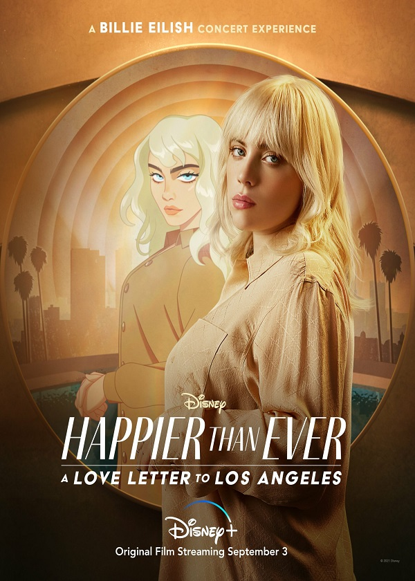 Watch English Movie Happier Than Ever: A Love Letter to Los Angeles on OKDrama